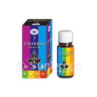 Green Tree Fragrance Oil - 7 Chakras