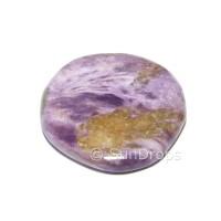 Charoite Flat Stone