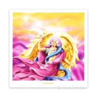 Greeting Card - Archangel Uriel - Inspiration