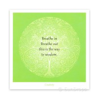 Greeting Card - Tree of Life - Creativity