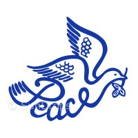 Harmony Decal - Dove of Peace