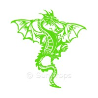 Harmony Decal - Dragon