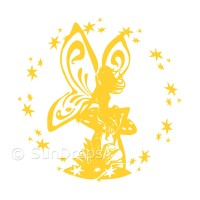 Harmony Decal - Fairy