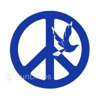 Harmony Decal - Peace