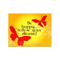 Harmony Magnet - Be Happy Follow Your Dreams