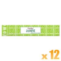Goloka Premium Series - Jasmine - 15g x 12