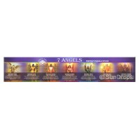 Green Tree Incense Sticks - 7 Angels - 15g