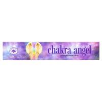 Green Tree Incense Sticks - Chakra Angel - 15g