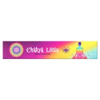 Green Tree Incense Sticks - Chakra Lotus - 15g