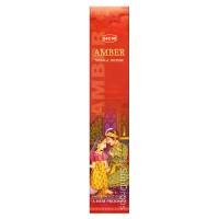 Hem Incense Sticks - Masala Amber - 15g