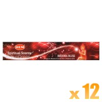 Hem Incense Sticks - Buddha Bliss - 15g x 12