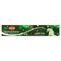 Hem Incense Sticks - Good Vibes - 15g