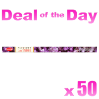 Hem Incense Sticks - Precious Lavender - Bulk Deal