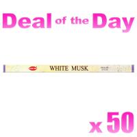 Hem Incense Sticks - White Musk Bulk Deal