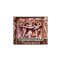 Kamini Incense Cones - Aphrodisia - 1 Packet / 10 Cones