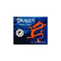 Kamini Incense Cones - Dragon - 1 Packet / 10 Cones