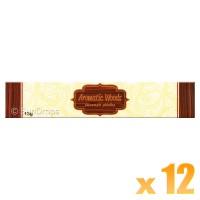 Kamini Incense Sticks - Aromatic Woods - 15g x 12