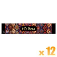 Kamini Incense Sticks - Silk Road - 15g x 12