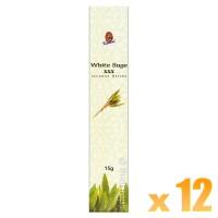 Kamini Incense Sticks - White Sage XXX - 15g x 12