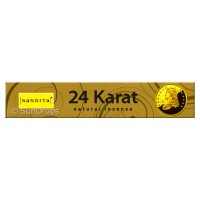 Nandita Incense Sticks - 24 Karat - 15g
