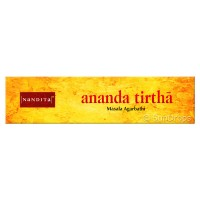 Nandita Incense Sticks - Ananda Tirtha - 50g
