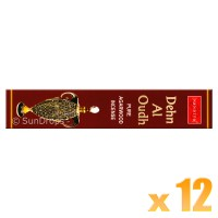 Nandita Incense Sticks - Dehn Al Oudh - 15g x 12