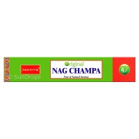 Nandita Incense Sticks - Original Nag Champa - 15g
