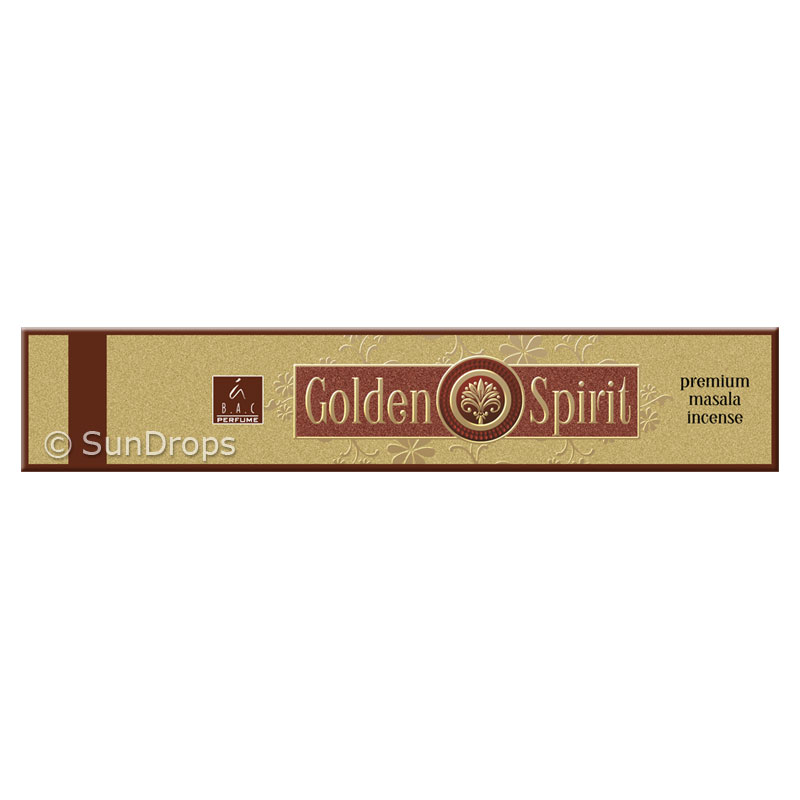 Balaji Incense Sticks - Golden Spirit - 15g