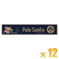 Balaji Incense Sticks - Palo Santo - 15g x 12