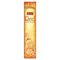 Balaji Incense Sticks - Red - 1 Packet / 15 Sticks
