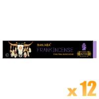 Banjara Incense Smudge Sticks - Frankincense - 15g x 12