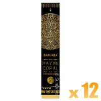 Banjara Incense Smudge Sticks - Mayan Copal - 15g x 12