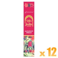 Hari Darshan Tales of India Incense - Maharani Dream - 15g x 12