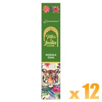 Hari Darshan Tales of India Incense - Masala Chai - 15g x 12