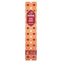 Hari Darshan Noor Incense - Oud Ruby - 15g