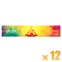 New Moon Incense Sticks - Aura Cleansing - 15g x 12