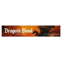 New Moon Masala Incense Sticks - Dragons Blood - 15g