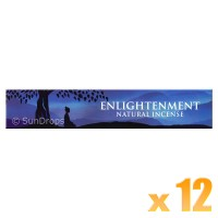 New Moon Incense Sticks - Enlightenment - 15g x 12