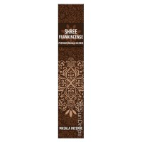 New Moon Shree Masala Incense Sticks - Shree Frankincense - 15g