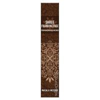 New Moon Shree Masala Incense Sticks - Shree Frankincense - 15g