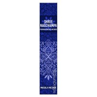 New Moon Shree Masala Incense Sticks - Shree Nag Champa - 15g