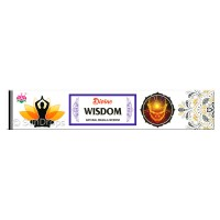 Ambika Incense Sticks - Divine Wisdom - 1 Packet / 15 Sticks