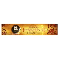 Fragrance India Incense Sticks - Manas - 1 Packet / 15 Sticks