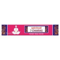 Sri Durga Incense Sticks - Spiritual 7 Chakras - 15g