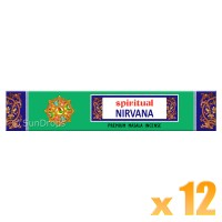 Sri Durga Incense Sticks - Spiritual Nirvana - 15g x 12