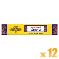 Sri Durga Incense Sticks - Spiritual Wisdom - 15g x 12