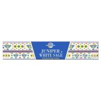 Sacred Elements Incense Smudge Sticks - Juniper & White Sage - 15g