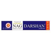 Vijayshree Incense Sticks - Golden Nag Darshan - 15g
