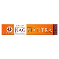 Vijayshree Incense Sticks - Golden Nag Mantra - 15g