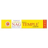 Vijayshree Incense Sticks - Golden Nag Temple - 15g